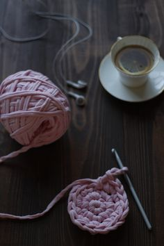 Knitting process #cozy #knitting_is_new_yoga