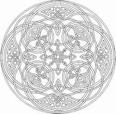 Mandalas for kids: Geometric Mandalas