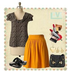 Created by lorainedana on Polyvore