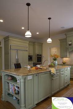 """""""colonial Kitchen"""" Design, Pictures, Remodel, Decor and Ideas - page 5"""