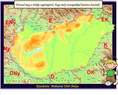 Fotó itt: Magyarország felszíni formái, domborzata, interaktív tananyag 3-4. osztály - Google Fotók Diagram, Google, Map, Location Map, Maps