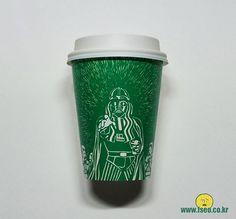 Détournements de la sirène Starbucks detournements de la sirene starbucks gobelet 3