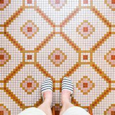 "Parisian floors on Instagram: ""75003 - Rue de Turenne…"