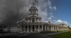 Chapel at the Old Royal Naval College by Oprea Marius on 500px