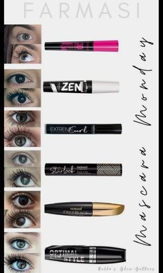 Drugstore Mascara, Best Mascara, Cc Cream, Beauty Essentials, Beauty Hacks, Beauty Skin, Beauty Makeup, Makeup Boutique, Farmasi Cosmetics