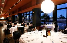 La Bistecca. Puerto Madero. Buenos Aires, Argentina. Conference Room, Table Decorations, Places, Furniture, Home Decor, Environment, Buenos Aires, Restaurants, Homemade Home Decor
