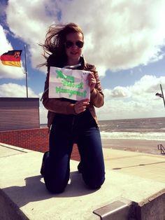 Ambasadorka YTM pozdrawia z wymiany w Niemczech!
