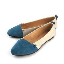 Primavera y otoño damas zapatos de Ballet tacones bajos planos sola Casual confort pisos dulce Bowtie mocasines(China (Mainland))