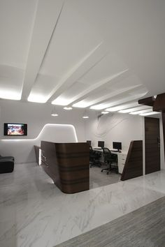 Offices of Singa Infrastructure located in in Mumbai, India.