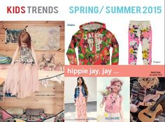 Kids fashion trends S/S 2015 | showstylekids.com