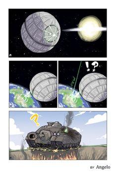 Tank comics part 3