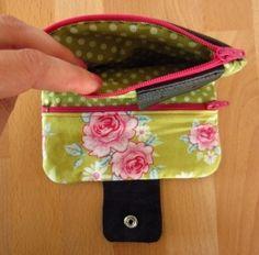 """DIY Couture """"La trousse à bijoux de voyage"""" - DIY travel jewelry case /// Original link: casadolcecasa.canalblog.com/archives/2012/09/25/25047608.html"""