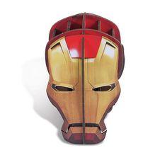 Porta Treco Homem de Ferro Marvel Comics