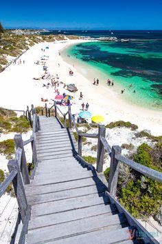 Pinky Beach, Rottnest Island, Australia