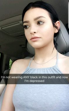 I'm not wearing ANY black in this outfit and now I'm depressed // Kelsey Simone