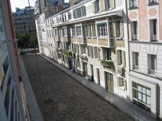 From my window...passage d'enfer,Paris