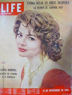 Revista Life en español. 16.11.1959. Reportaje Sara Montiel. Khrushchev.Mao Tse-tsung. Chevrolet. - Foto 1