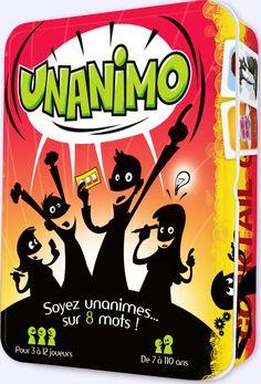 Unanimo: jeu de société chez Jeux de NIM