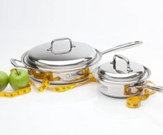 """The """"Essentials"""" for Mother's Day: The Essentials Stainless Steel Cookware Set from 360 Cookware : 25% Off through May 11th // Mother's Day Gift Ideas"""