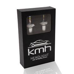 Shop online #KMH 55W 6600 Lumnes #Led Cree #Headlight Conversion Kit within affordable price , visit on Carplus .
