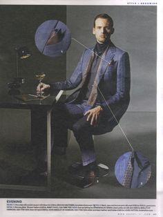 Shortlist - December 2012    Style Bevloir in Midnight