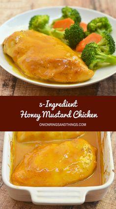 5-Ingredient Honey M