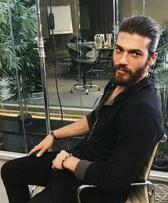 Turkish Men, Turkish Beauty, Turkish Actors, Beautiful Men Faces, Gorgeous Men, Its A Mans World, Elegant Man, Eagle Pictures, Man Bun