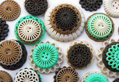 3D printed buttons by Leoni Werle and Femke Roefs - www.femkeroefs.nl