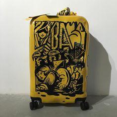 Soler & Baser for Crash Baggage @ The Sound Of Graffiti - Venice @crashbaggage #thesoundofgraffiti #thebridgesofgraffiti #crocodilesinvenice #donotfriday #graffiti #streetart #oldschool #turntablism #djtech #villary #soler #baser by crocodiles_in_venice http://ift.tt/1HNGVsC