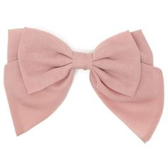Forever21 Bow Hair Barrette (9,36 BRL) ❤ liked on Polyvore featuring accessories, hair accessories, forever 21 hair accessories, hair clip accessories, bow hair accessories, bow hair clips and forever 21