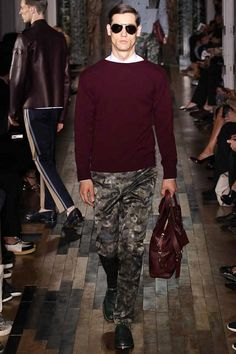 Brian Edward Millett - The Man of Style - Valentino spring 2014
