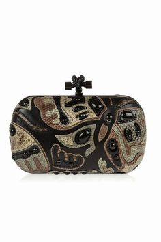 Bottega Veneta The Knot Clutch