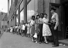 Detroit in the 1940s - The Atlantic