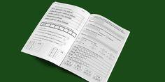 Matematyczne karty pracy | Dla Belfra Sheet Music, Speech Language Therapy, Music Score, Music Sheets