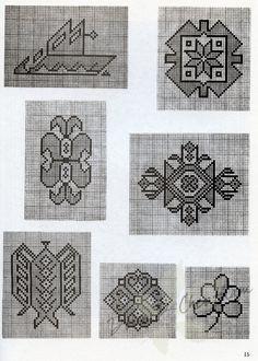 Gallery.ru / Фото #15 - Persian Rug Motifs for Needlepoint - Dora2012