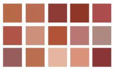 15 super Ideas for bedroom pink brown paint Colour Pallette, Colour Schemes, Terra Cotta Paint Color, Wall Colors, Paint Colors, Terracotta Paint, Closet Colors, Colour Architecture, Brown Paint
