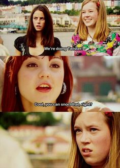 Generation two of Skins UK; katie you're such a dumb bitch, JUST SAYIN