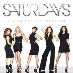 News: THE SATURDAYS - http://voiceofsoul.it/the-saturdays-living-for-the-weekend-nuovo-disco/