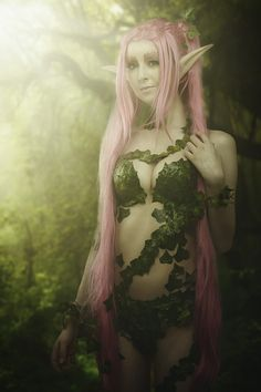 Great Fairy from Legend of Zelda Ocarina of Time Cosplay http://geekxgirls.com/article.php?ID=2751