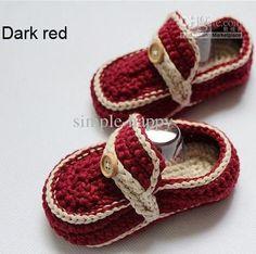 Atacado Sapatos - Comprar Crochet Baby Boy Calçados Infantil Sandals Primeira Walker Shoes Baratos Fios de Algodão personalizada, $ 4,54 | D. ..