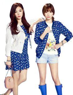 Tiffany , Taeyeon (SNSD) Mixxo by pikudesign.deviantart.com on @DeviantArt