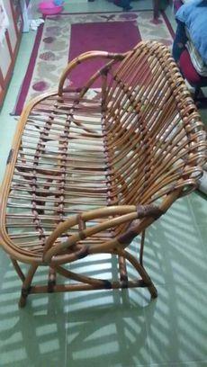 Bambu oturak