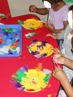 Weather Crafts See More Learning And Teaching With Preschoolers Farm Unit