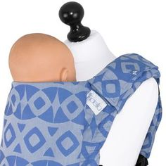 Fidella suck pad for baby carriers - Night Owl -smooth blue- https://fidella.org/en/fidella-suck-pad-for-baby-carriers-night-owl-smooth-blue