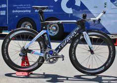 Team UnitedHealthcare's Wilier Twin Blade, Tour of California - 2014