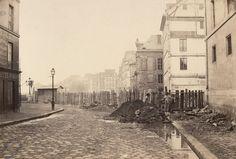 Rue de Sully. Paris IVe. 1876.