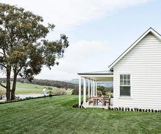 Country House Design, Farmhouse Design, Country Style, Modern Country, Country Farmhouse, Country Life, Australian Country Houses, Australian Farm, Passive Solar