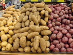 great article on growing, harvesting and storing potatoes