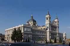 Catedral de La Almudena.- Madrid