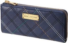 Quilted wallet / ShopStyle: Marc Jacobs (マークジェイコブス)THE LEX